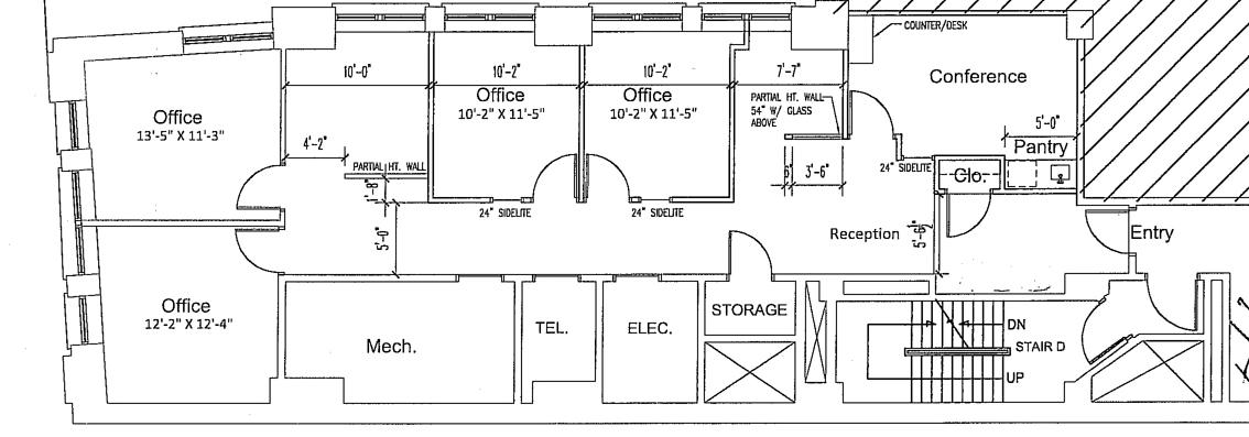 Professional Suite, Manhattan